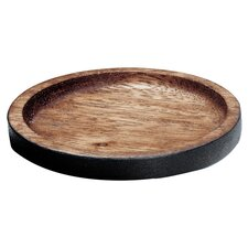 """Kona Wood 3.75"""" Coaster (Set of 4)"""