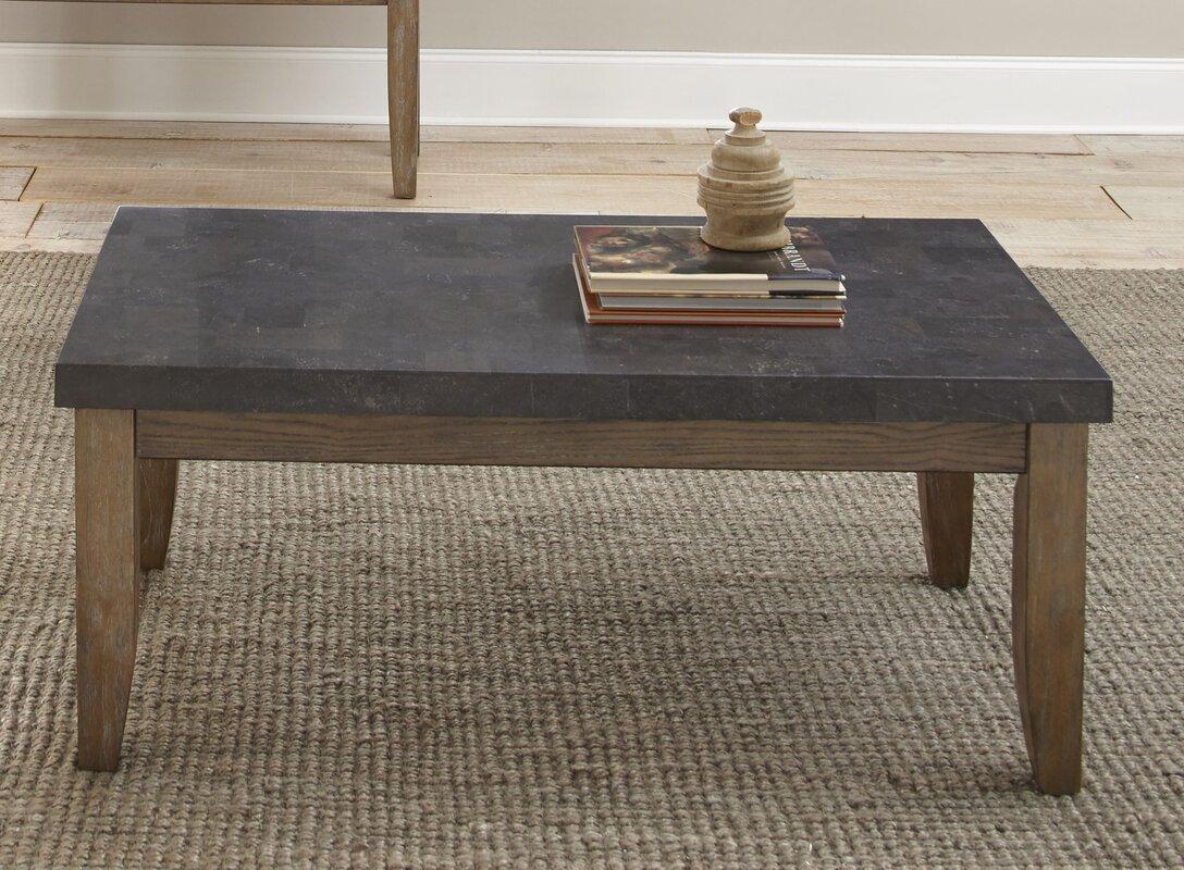 Pine Knob Bluestone Coffee Table