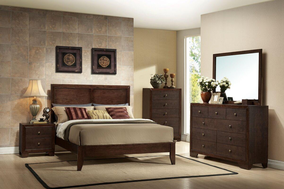 ACME Furniture Madison Panel Customizable Bedroom Set Reviews