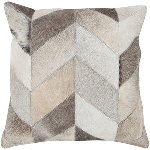 segula faux fur pillow cover