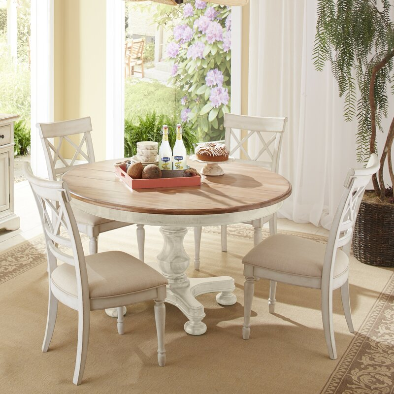 Cresent Furniture Cottage 5 Piece Dining Set & Reviews