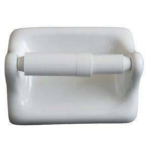 semplice recessed toilet paper holder