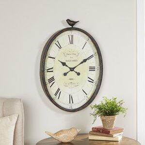 Hughes Wall Clock