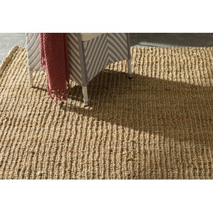 gilchrist handwoven brown area rug