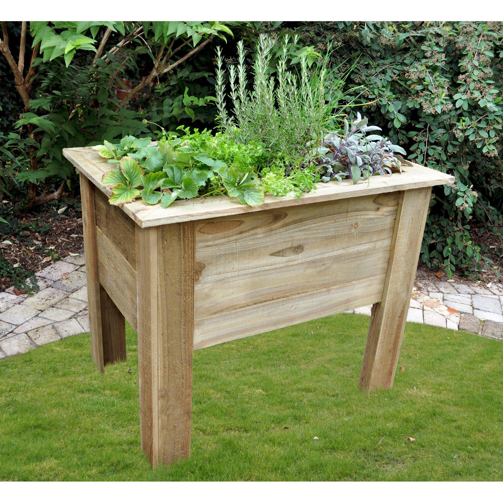 Forest Garden Deep Root Raised Garden Reviews