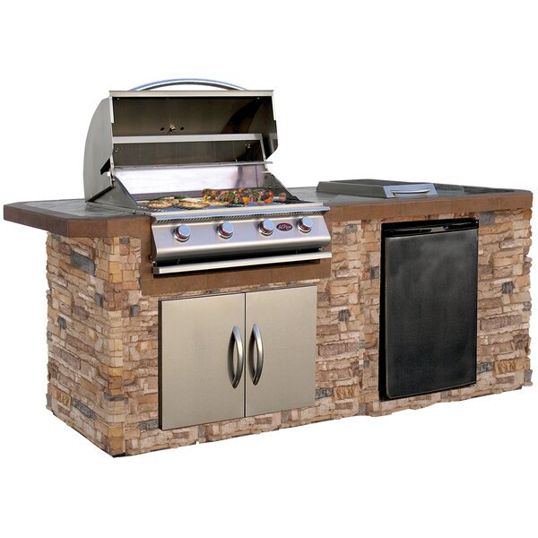Grill Cabinet: Built-In Grills