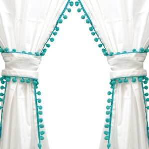 100% Cotton Curtains U0026 Drapes Youu0027ll Love | Wayfair