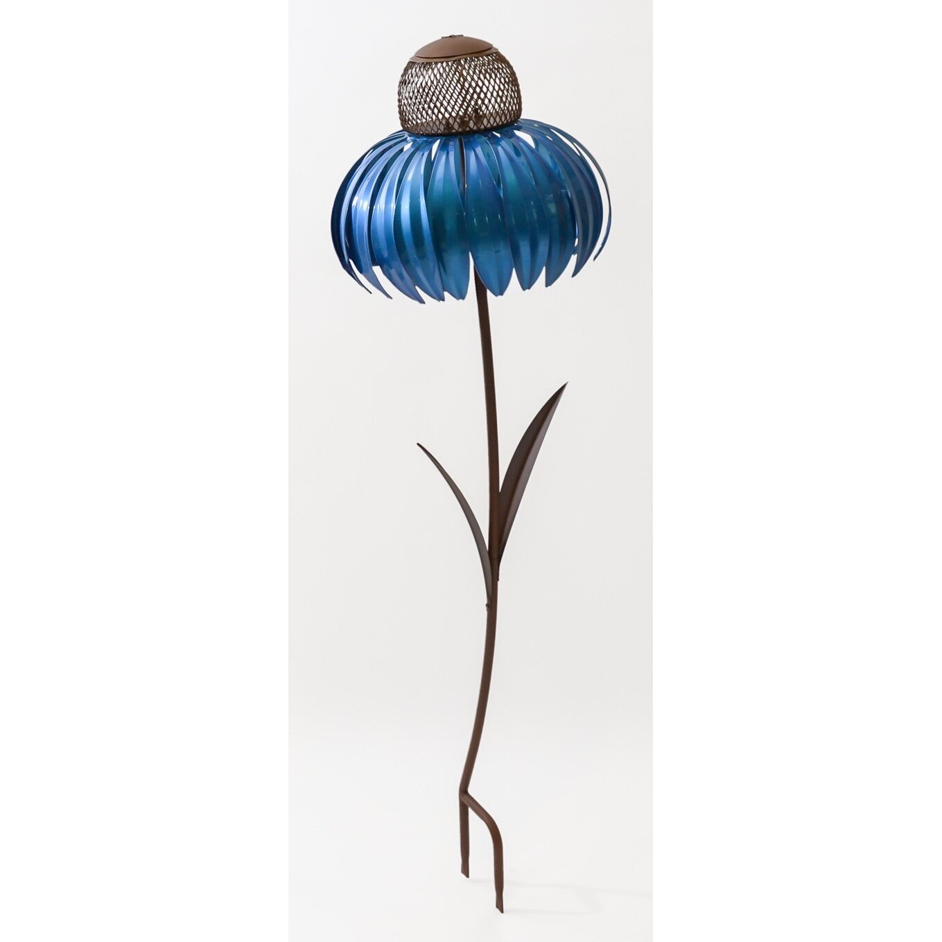Desert Steel Blueberry Pie Coneflower Decorative Bird