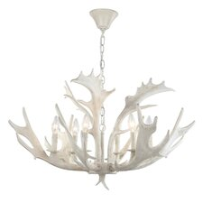 Greenwood Village 6-Light Candle-Style Chandelier
