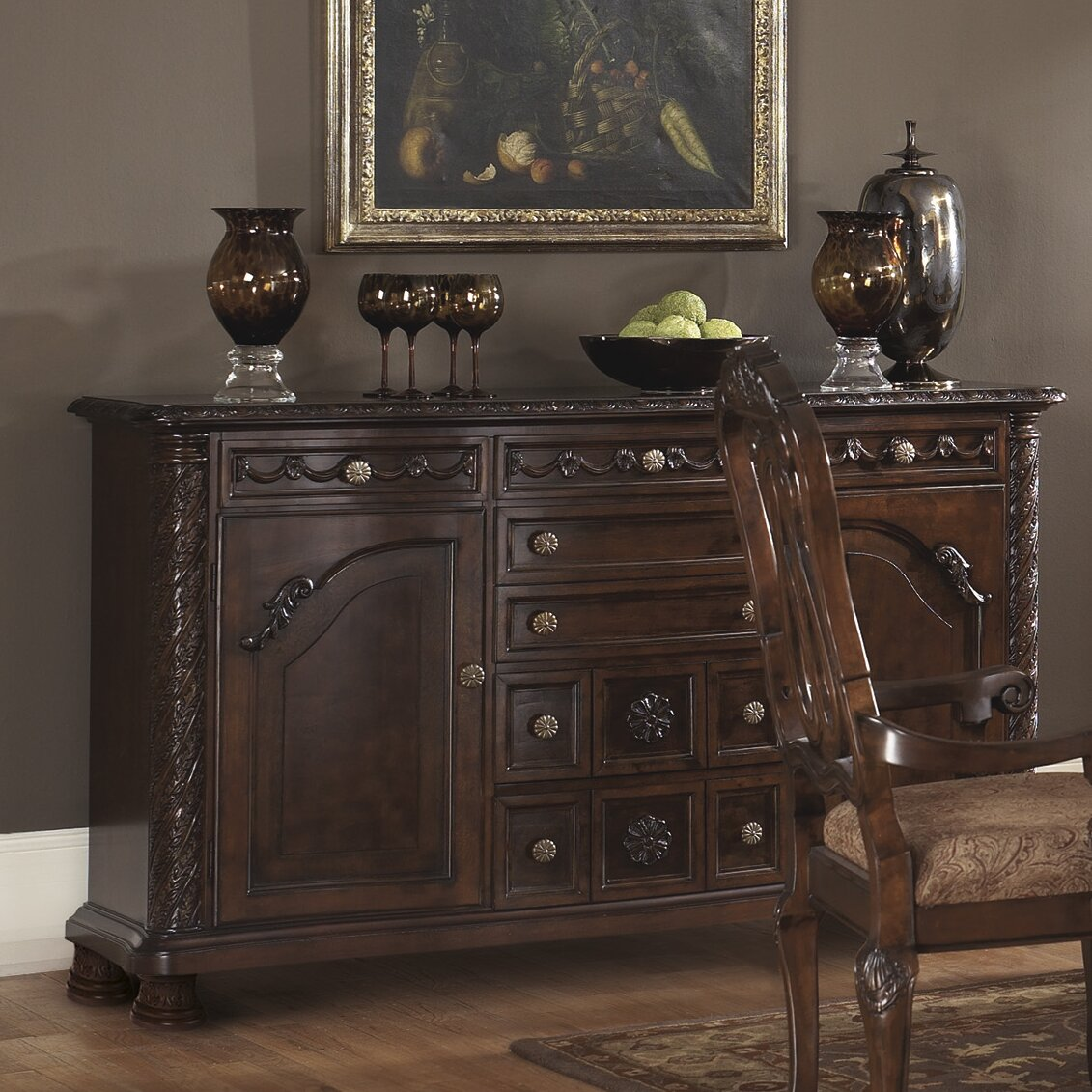 Dining Room Side Board: Wildon Home ® North Shore Dining Room Sideboard & Reviews