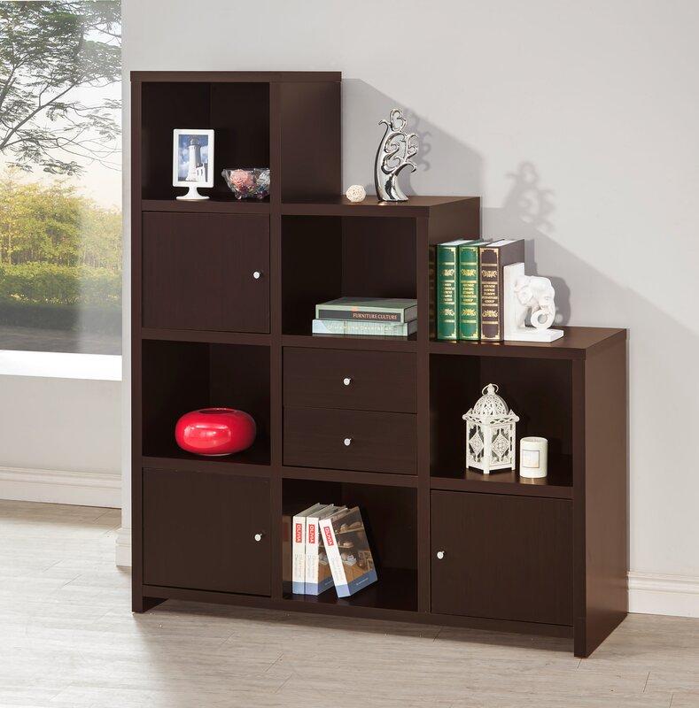 Wildon Home 174 63 Quot Cube Unit Bookcase Amp Reviews Wayfair
