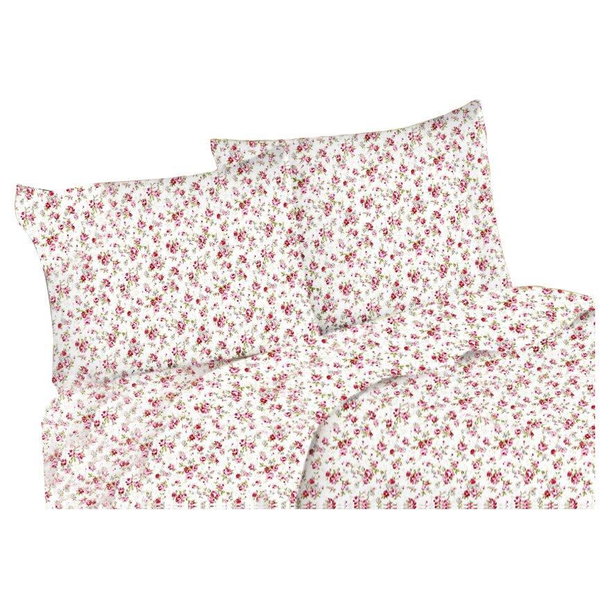 Textiles Plus Inc. Jersey Knit Sheet Set & Reviews