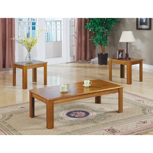Coffee Table Sets Youll Love Wayfair - Coffee table end table set
