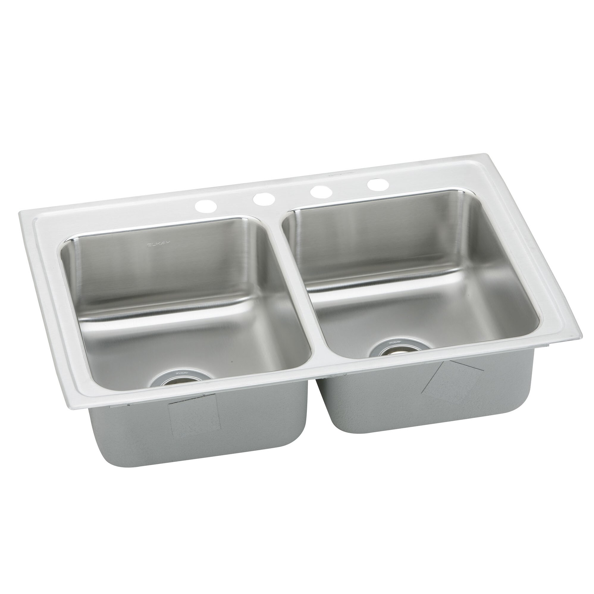 pacemaker 43 x 22 double bowl kitchen sink - Bowl Kitchen Sink