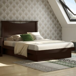 fulldouble platform bed - Double Bed Frame