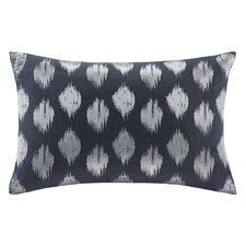 Nadia Dot 100% Cotton Lumbar Pillow