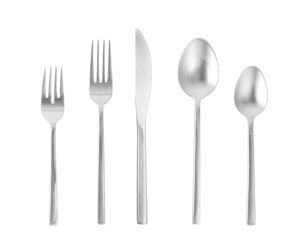 modern flatware sets  allmodern -