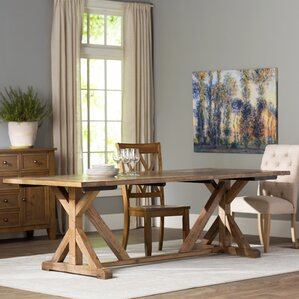 Seat Kitchen  Dining Tables Youll Love Wayfair - 8ft dining table