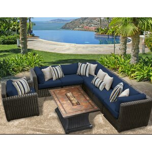 Fire Pit Table Sets Youll Love Wayfair