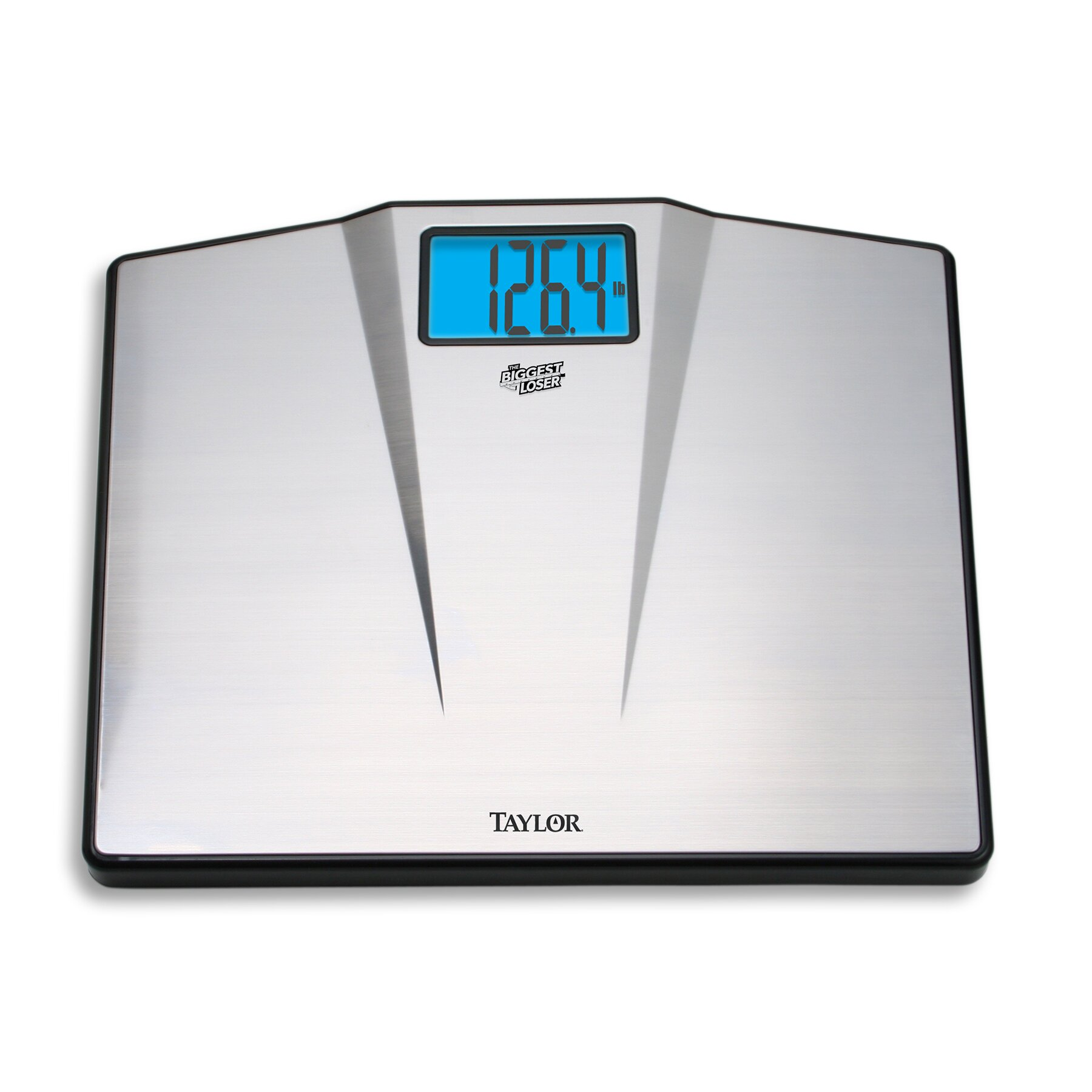 Calibrate digital bathroom scale - Biggest Loser Digital Bath Scale