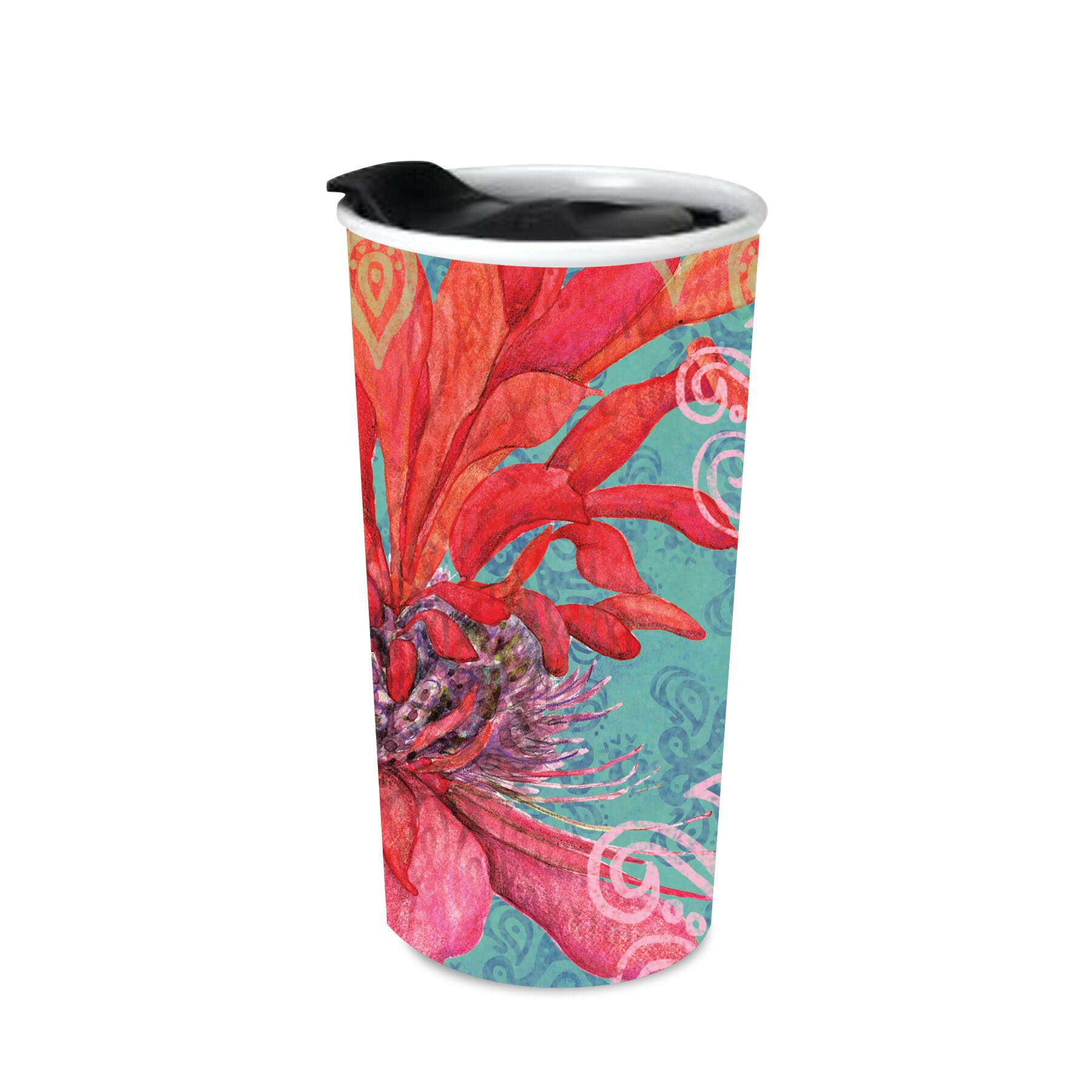 Lang Bee Balm Travel Mug Wayfair