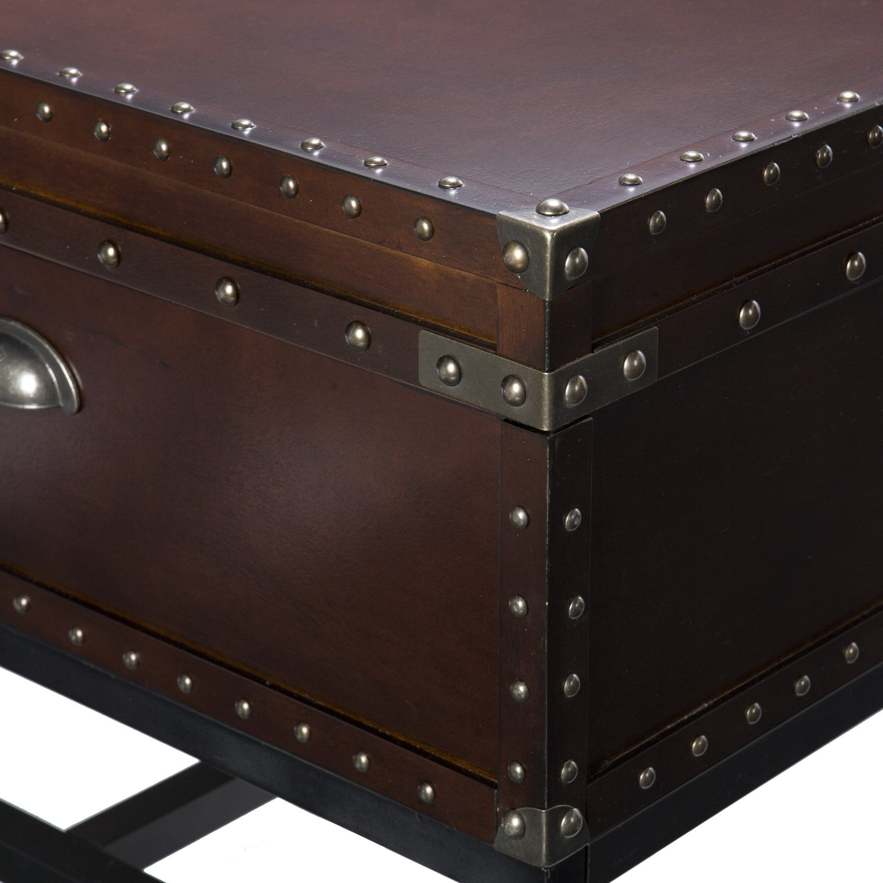 Trent Austin Design Aztec Trunk Coffee TableReviewsWayfair