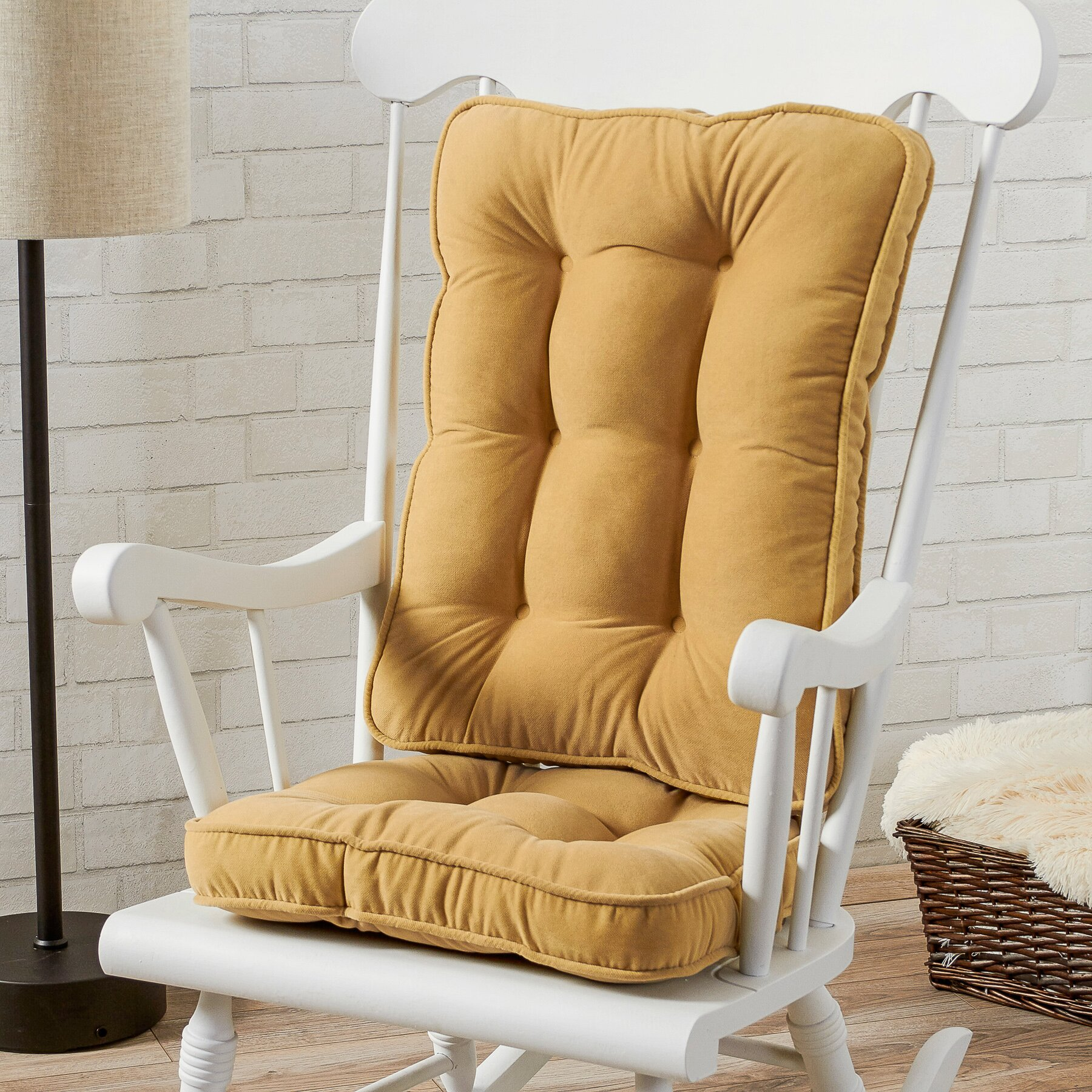 Rocking Chair Slipcover Instachair