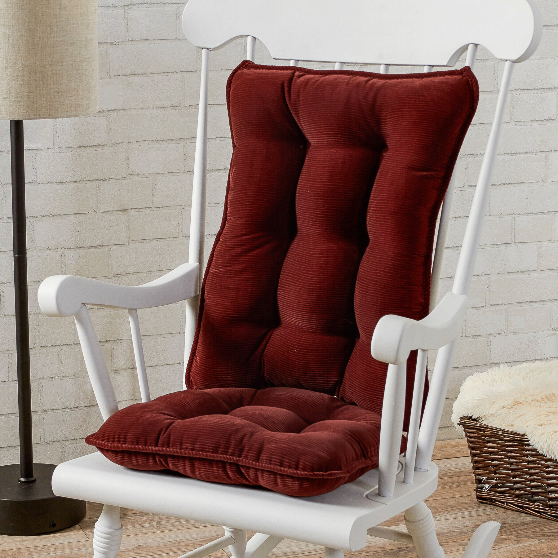 Greendale Home Fashions Rocking Chair Cushion Amp Reviews