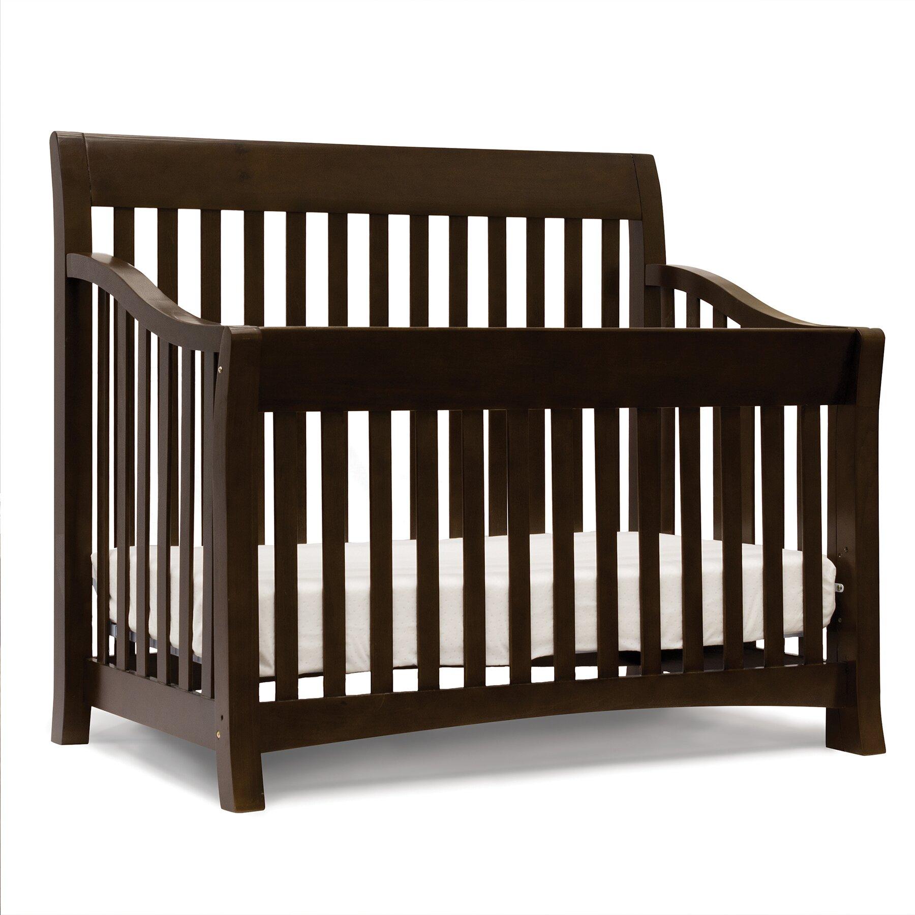 3 in 1 sleigh crib