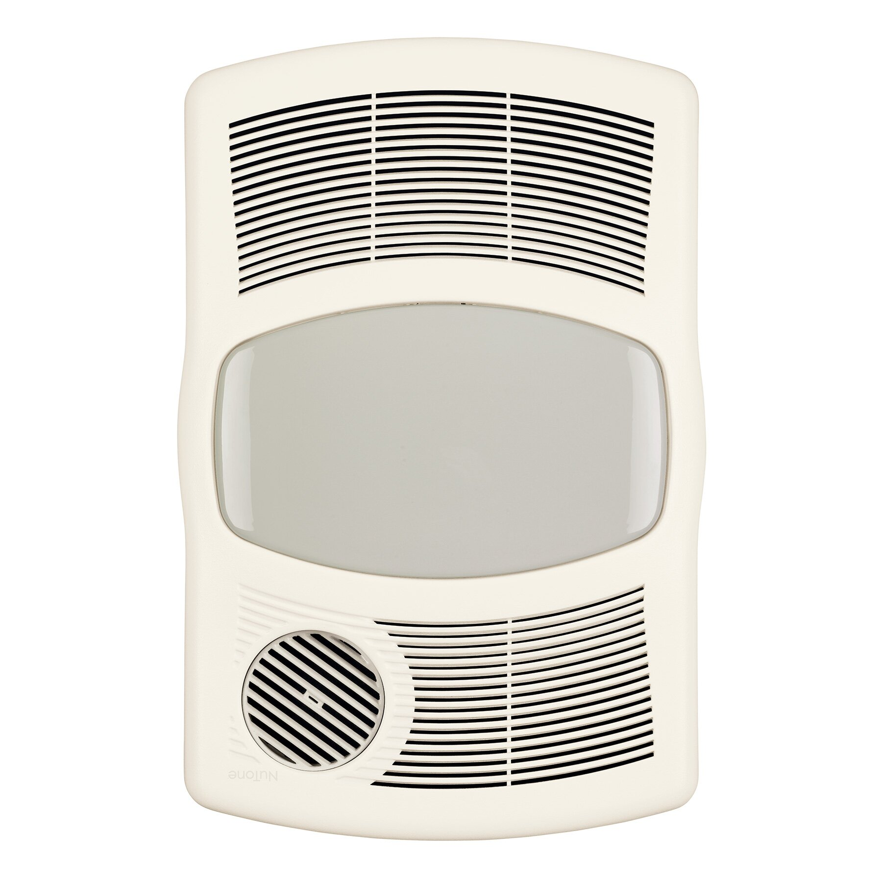 Broan 100 CFM Exhaust Bathroom Fan With Heater & Reviews