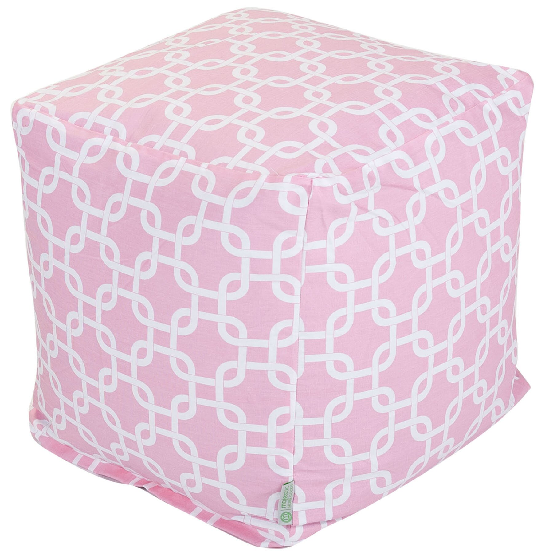 Majestic Home Goods Cube Ottoman Reviews Wayfair