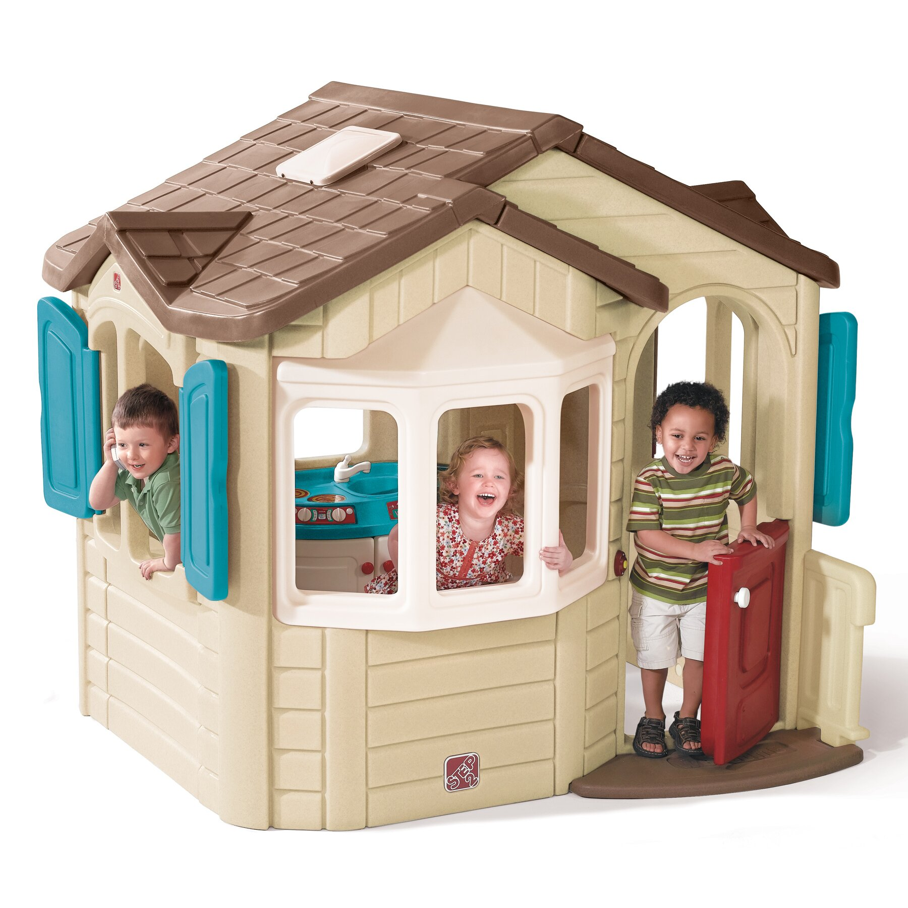 Naturally Playful Welcome Home Playhouse Sale