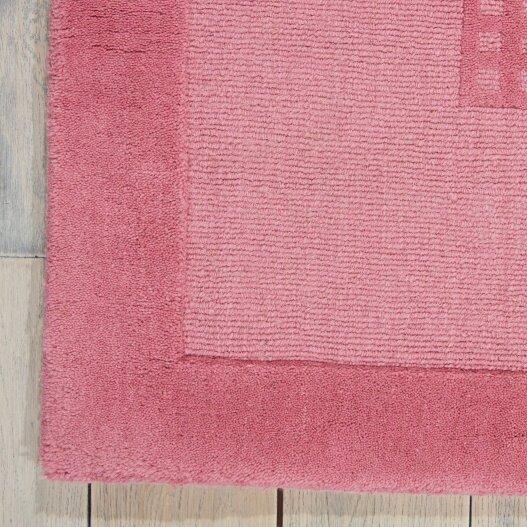 Nourison Westport Hand-Tufted Pink Area Rug & Reviews