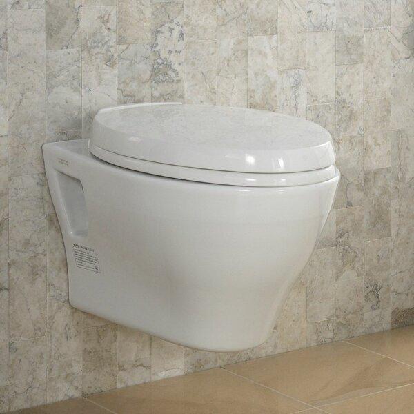 Toto Aquia Dual Flush Elongated Toilet Bowl Amp Reviews