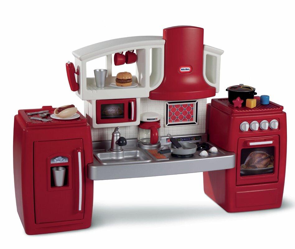 Little Tikes Cook 'n Grow Kitchen Set & Reviews