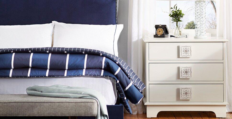 Headboards   Nightstands. Bedroom Furniture You ll Love