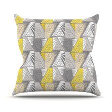 Linford by Gill Eggleston Throw Pillow