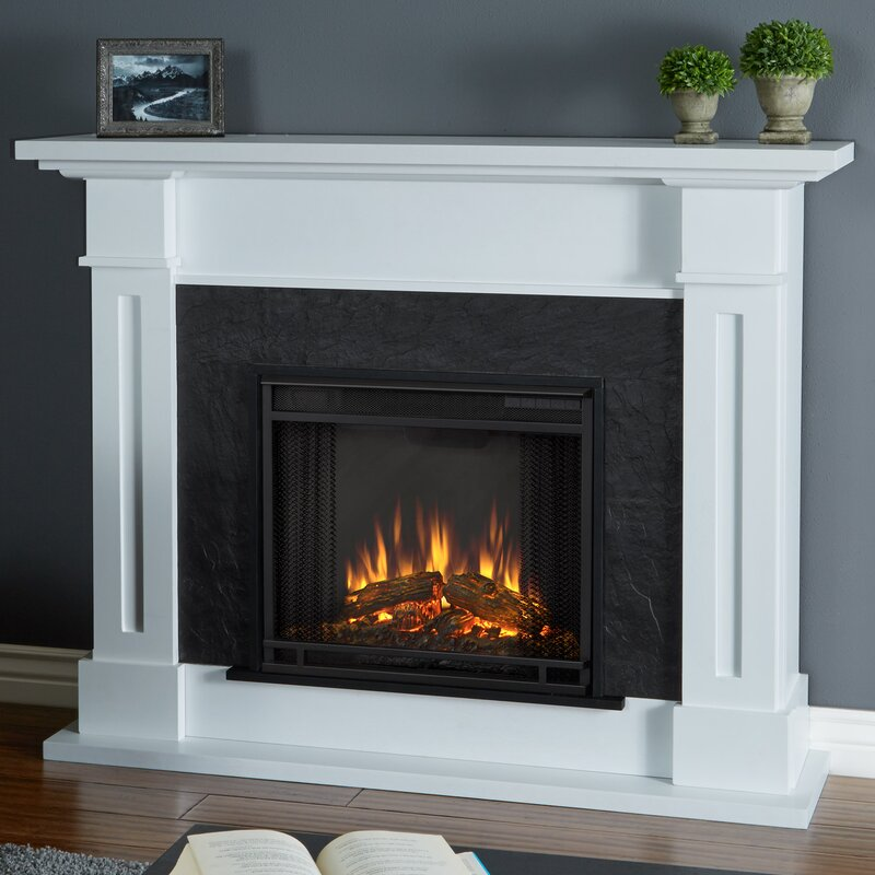 Shop 980 Indoor Fireplaces | Wayfair : electric fireplace replacement parts : Electric Fireplace