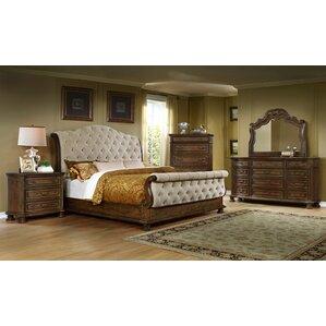 Sleigh Bedroom Sets Youll Love Wayfair