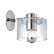 Transparence 1-Light Wall Sconce