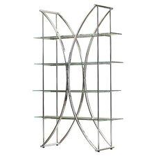 "Staple Hill 72"" Accent Shelves Bookcase"