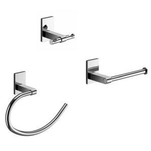 Mallory 3-Piece Bathroom Hardware Set