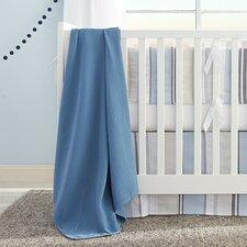 Washed Matelasse Stroller Cotton Blanket
