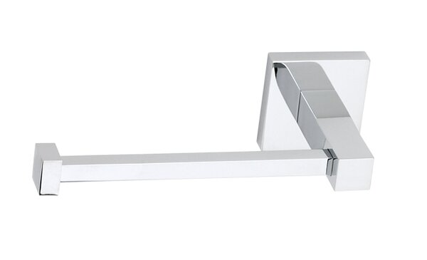 Paper Holder For Wall alno contemporary ii wall mounted single post toilet paper holder
