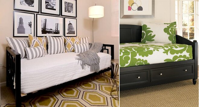 6 Tips for Decorating with Daybeds | Wayfair