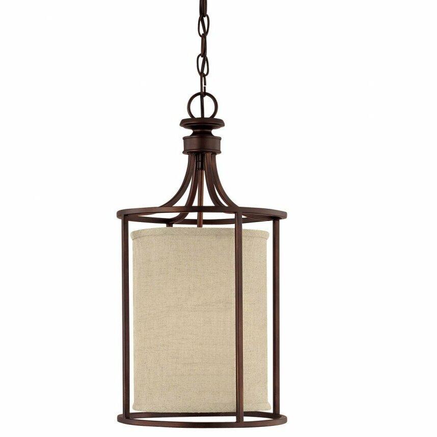 Foyer Ceiling Queen : Capital lighting midtown light foyer pendant reviews