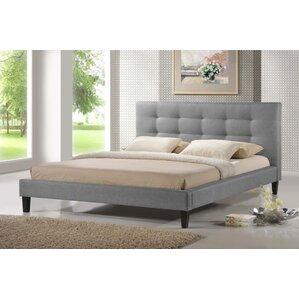 frisina upholstered platform bed - Upholstered Platform Bed Frame