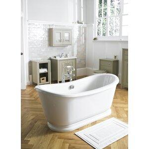 Greenwich 174cm x 80cm Freestanding Soaking Bathtub