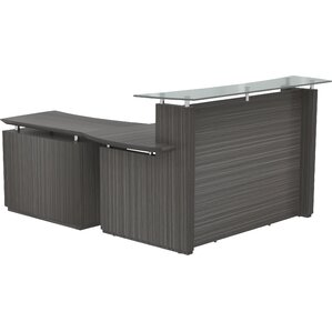 modern reception desk set nobel office. office reception desks modern desk set nobel