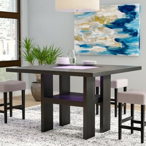travis counter height dining table. beautiful ideas. Home Design Ideas